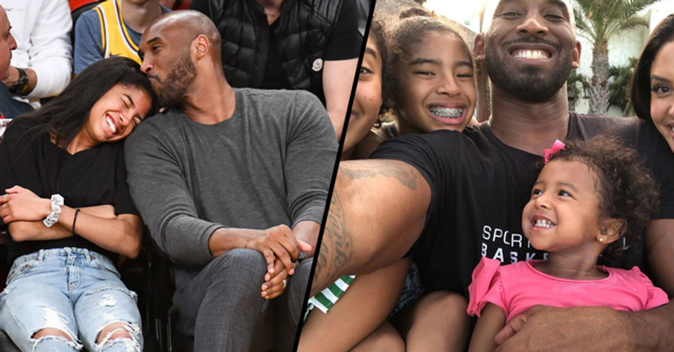 Here Are Kobe Byrant's Best Fatherhood Quotes Ahead of Fatal Crash