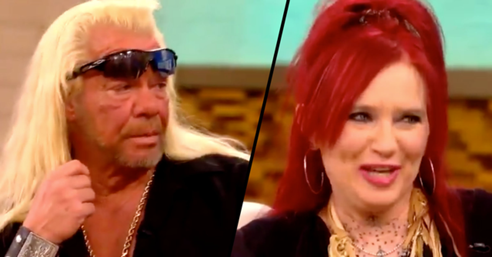 Dog the Bounty Hunter Proposes to His Girlfriend