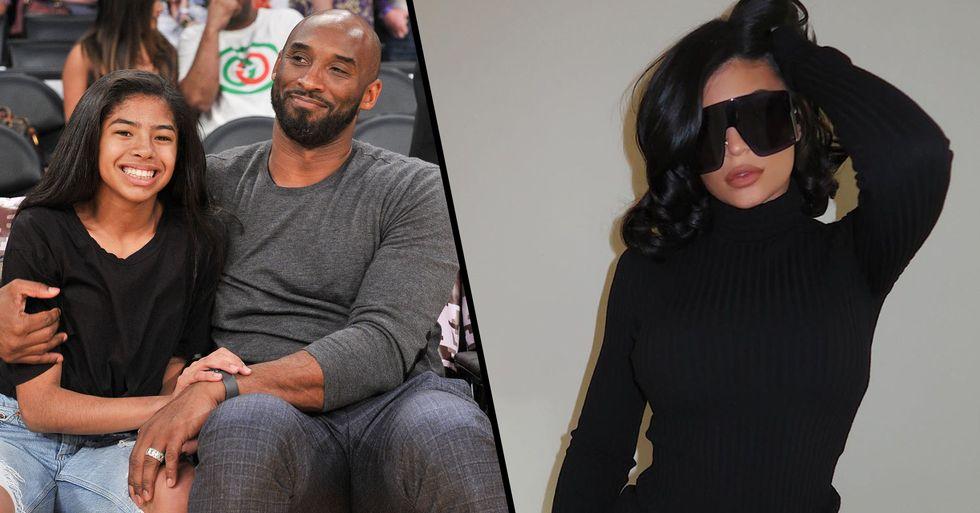 Kylie Jenner Facing Backlash Over Kobe Bryant Tribute Post