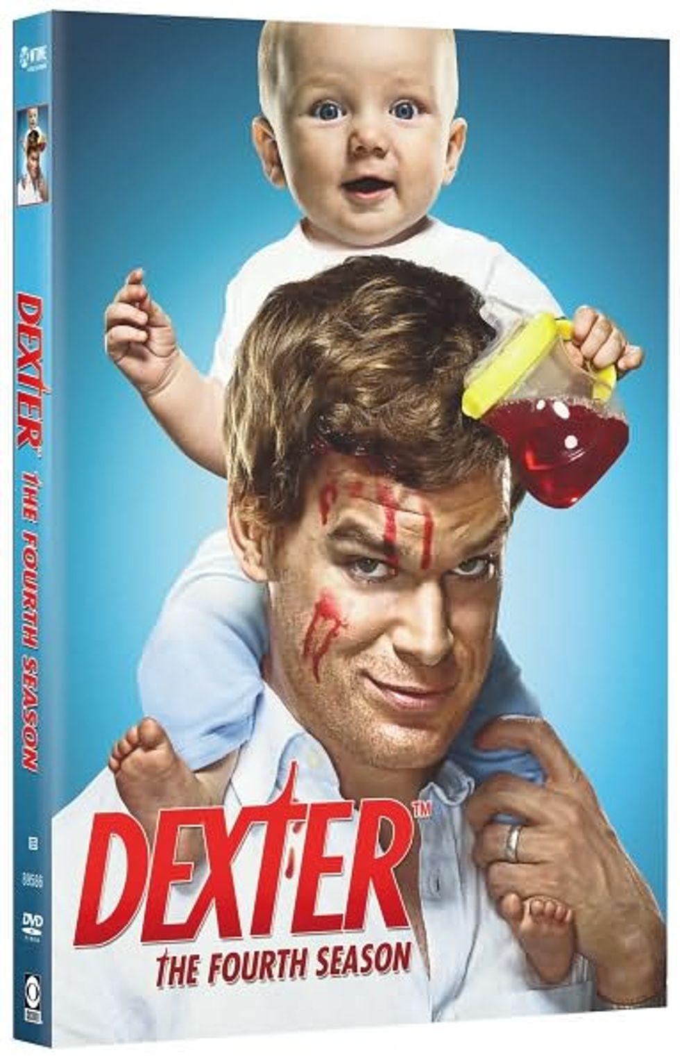 Dexter The Fourth Season On Blu-ray & DVD!