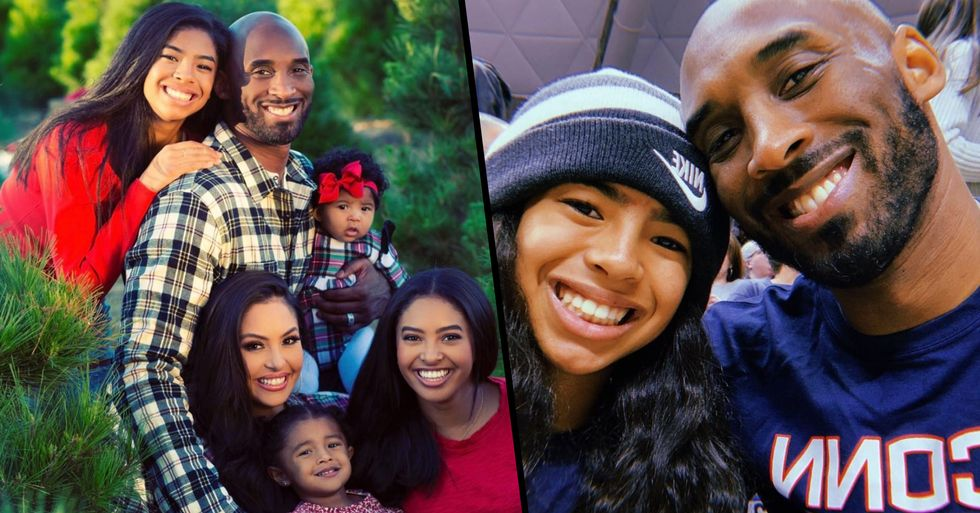 Vanessa Bryant Breaks Silence Following Death of Husband Kobe and Daughter Gianna