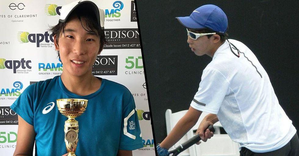 15 Year Old Tennis Star Dies During Junior Tournament