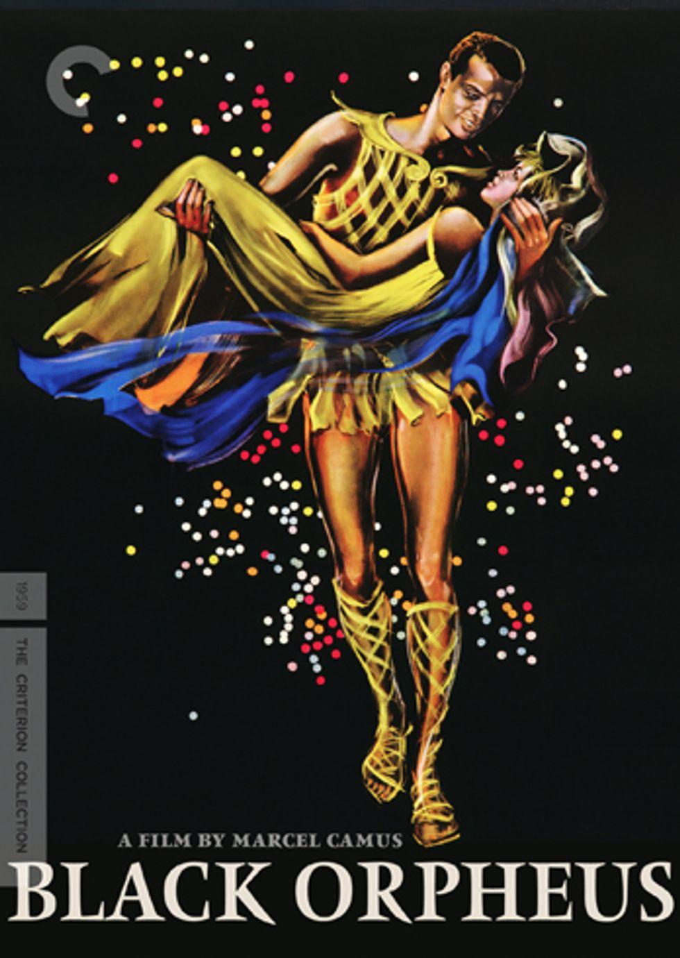 Black Orpheus On Criterion DVD!
