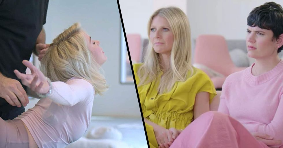 Gwyneth Paltrow's New Netflix Show 'Poses a Considerable Health Risk to the Public'