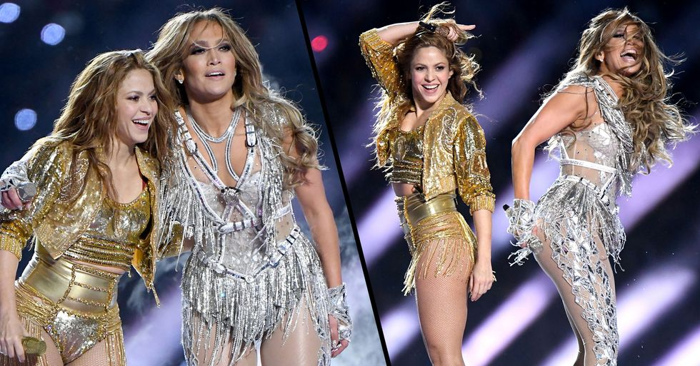 J-Lo and Shakira's Shocking Pay Cheque for Super Bowl Revealed