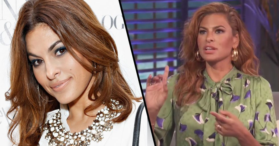 Eva Mendes Had the Best Response To a Troll Who Called Her 'Old'