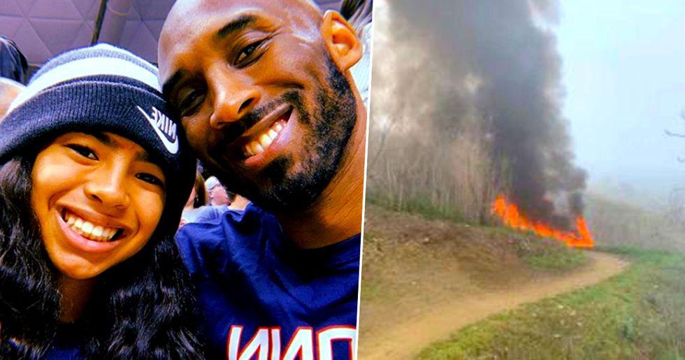 Kobe Bryant Investigation Reveals What Happened Seconds Before Crash