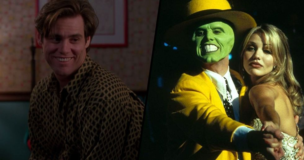 'The Mask' Reboot With Jim Carrey Rumored to Be in Development