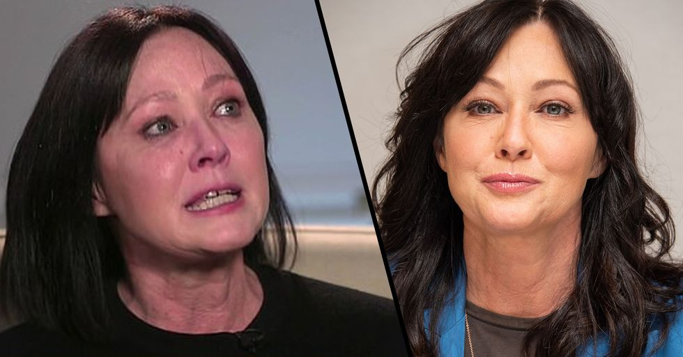 Shannen Doherty Reveals She Has Stage 4 Cancer Three Years After Getting All-Clear