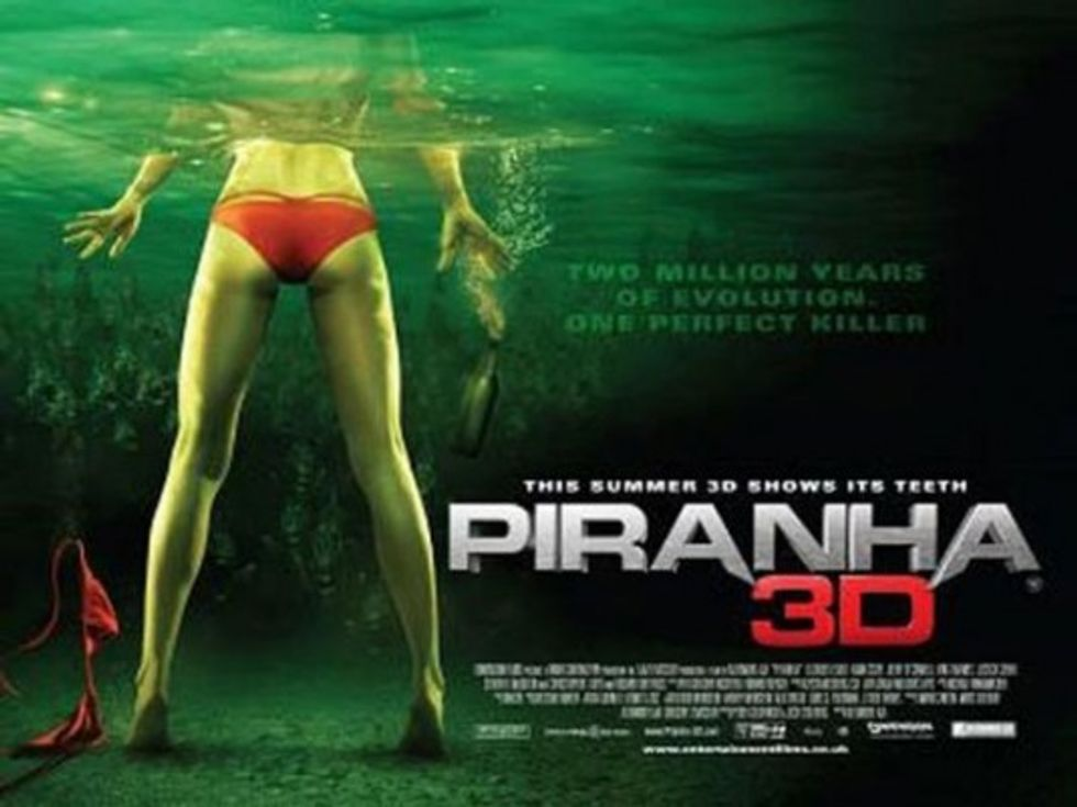 Go See Piranha 3D -- It's A Bloody Blast!
