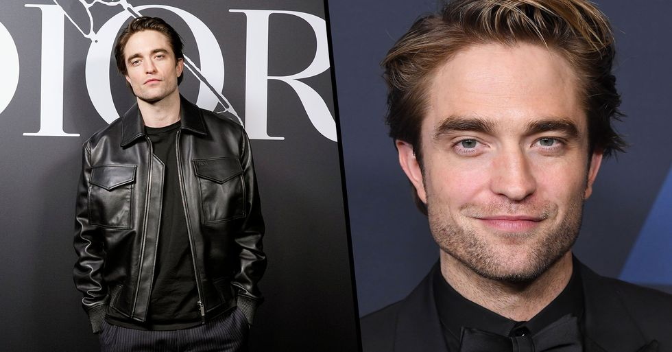 Robert Pattinson Is the 'Most Beautiful Man in the World' Scientists Say