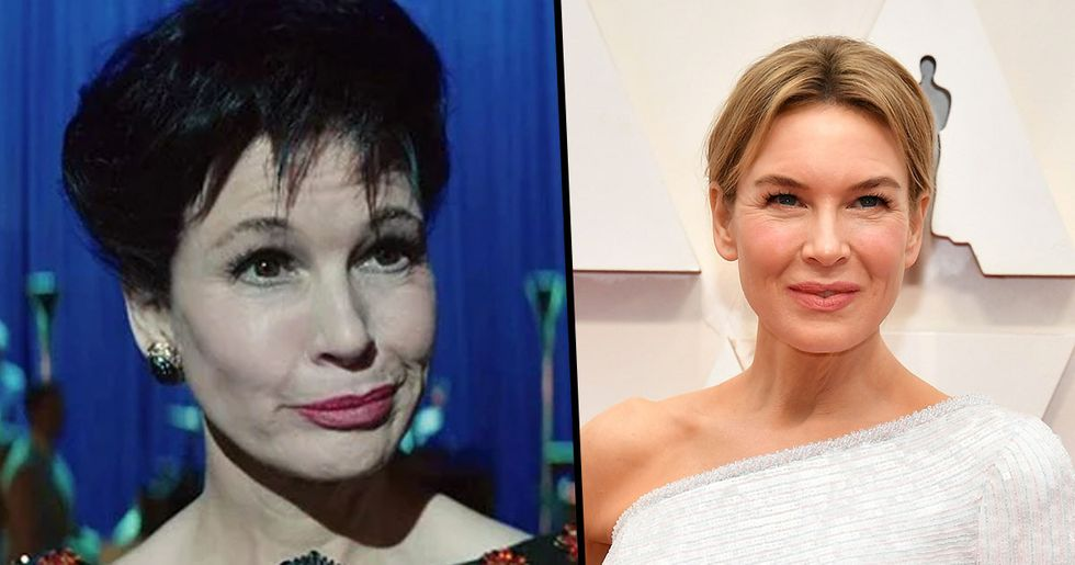 Renée Zellweger Wins Best Actress Oscar For 'Judy'