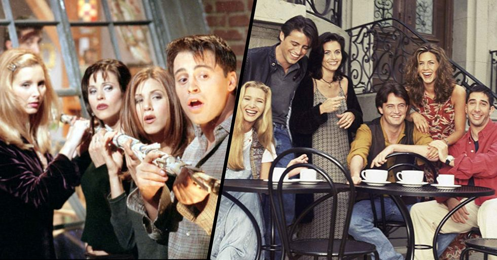 Full Cast of 'Friends' Expected to Return for Reunion Special on HBO Max