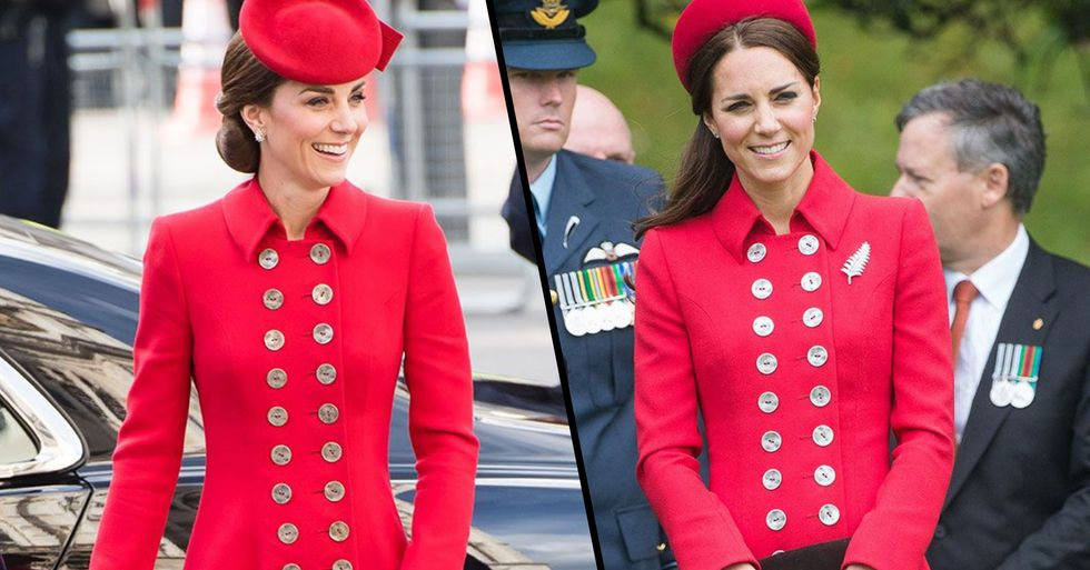 All the Times Kate Middleton Recycled Her Outfits