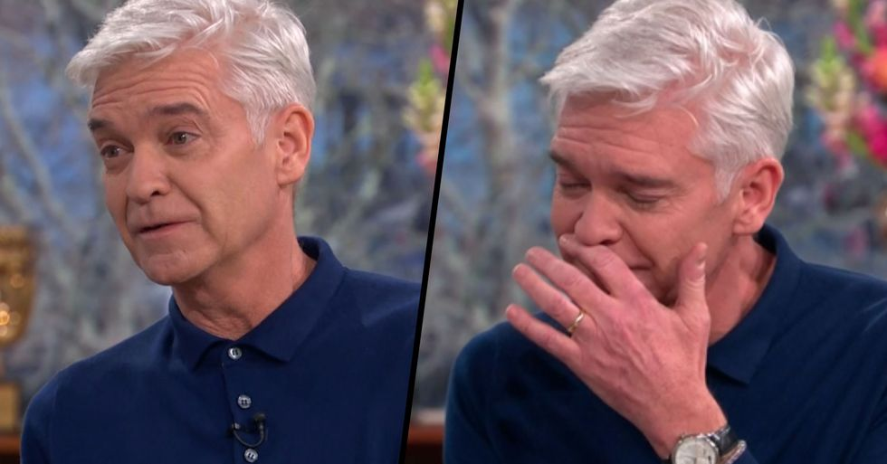 British TV Presenter Phillip Schofield Comes Out As Gay on Live TV