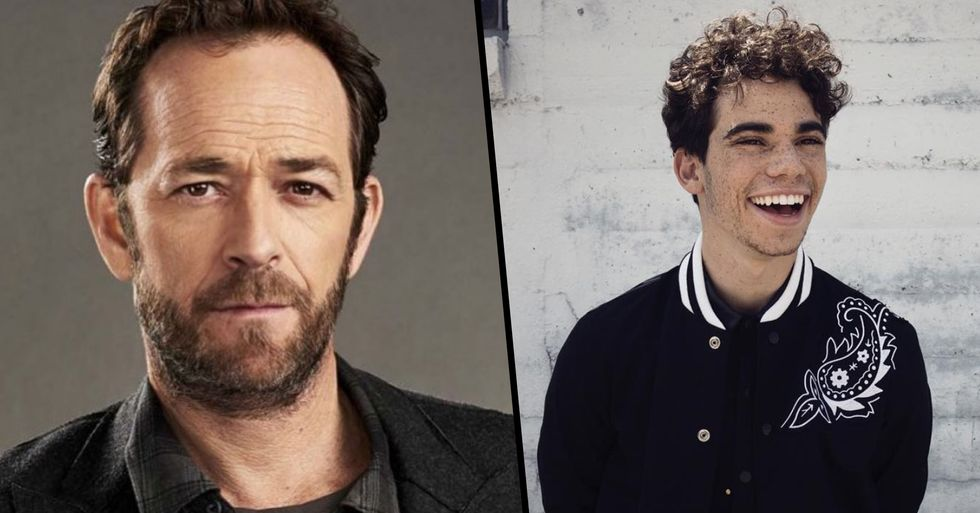 Luke Perry and Cameron Boyce Were Left out of in Memoriam Tribute at the Oscars