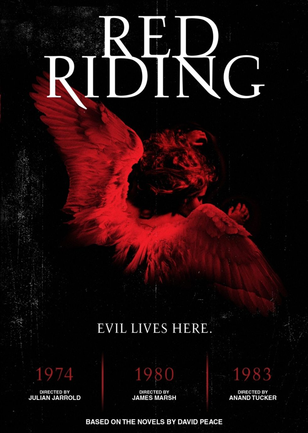 Red Riding Trilogy On DVD And Blu-ray
