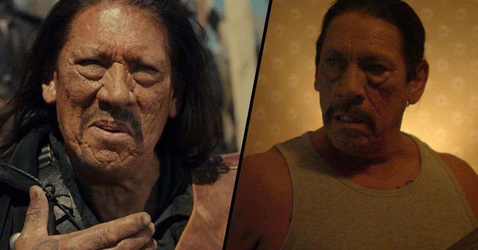 Danny Trejo Becomes the Most Killed Actor in Hollywood With 65 On-Screen Deaths