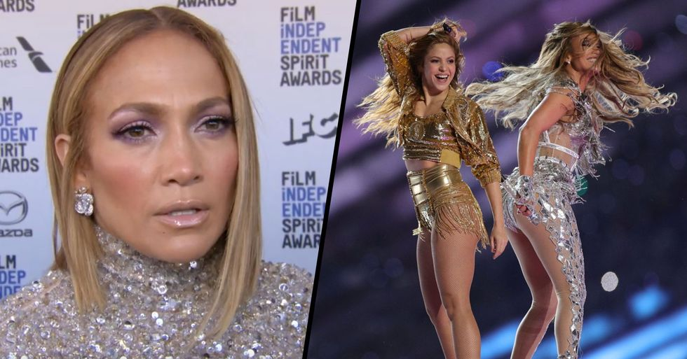 J-Lo Finally Addresses Super Bowl Half Time Show Criticism