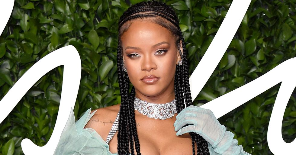Rihanna Gets Brutally Trolled For Dress She Wore to Beyonce's Party