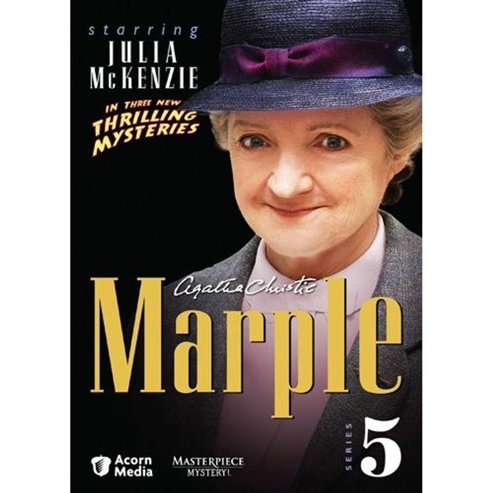Miss Marple Series 5 On DVD