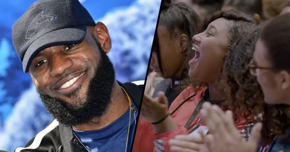 Students at LeBron James' School Get Free College Tuition