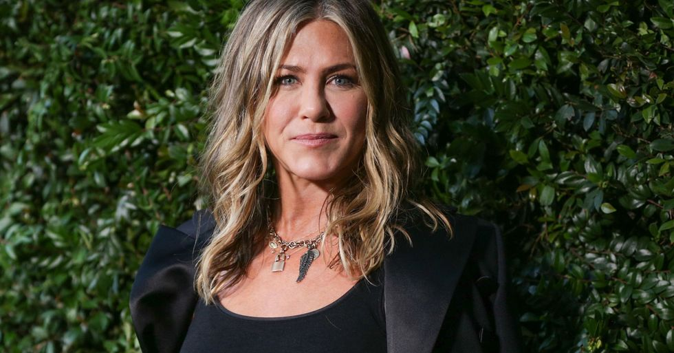 Jennifer Aniston Shows of Toned Physique in 51st Birthday Photoshoot