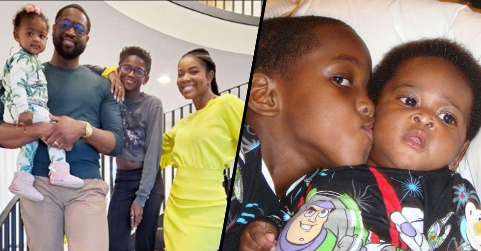Dwyane Wade's Son Celebrates Transgender Sister in Heartwarming Tribute
