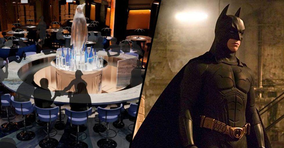 World's First Batman-themed Restaurant Set to Open