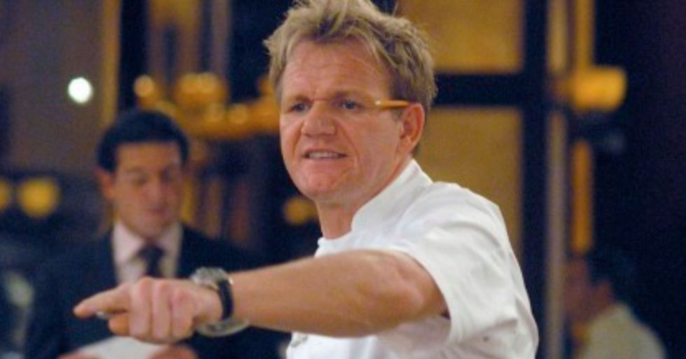 Gordon Ramsay Goes Undercover as a Woman to Expose Kitchen Nightmares