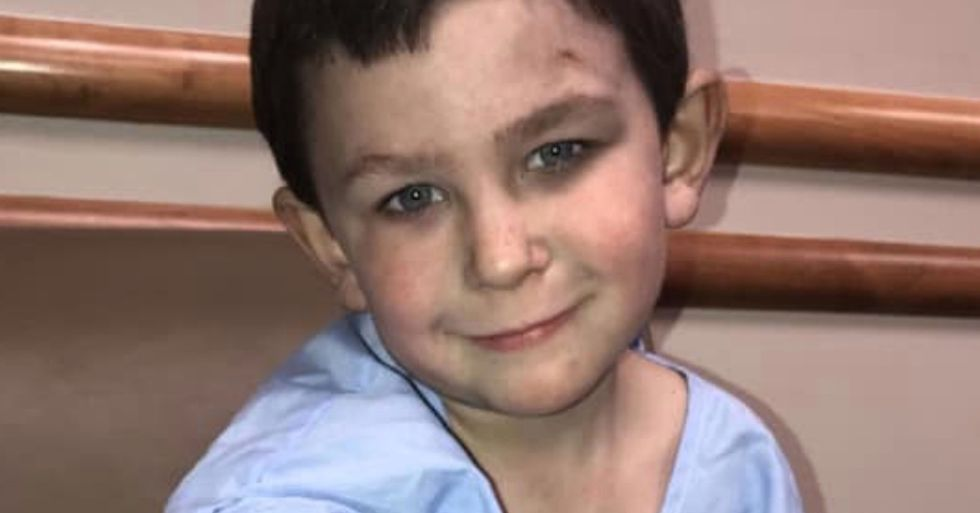 5-Year-Old Saves Sister From House Fire Then Runs Back for Family Dog