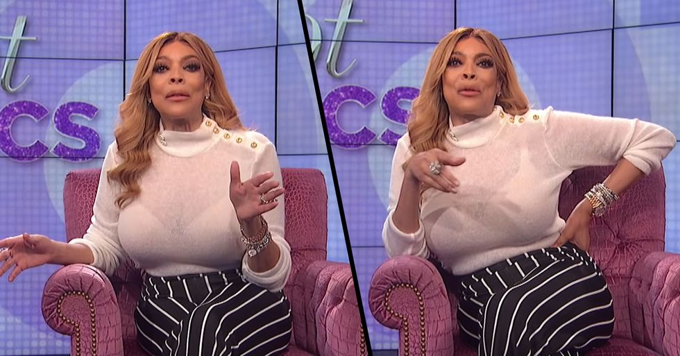 Wendy Williams Slammed After Saying Gay Men Should 'Stop Wearing Our Skirts and Our Heels'