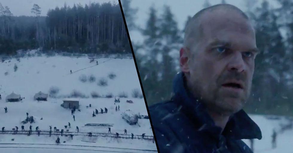 First Trailer for 'Stranger Things' Season 4 Drops