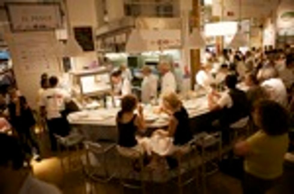 Eataly's Il Pesce is Our Bar of the Week