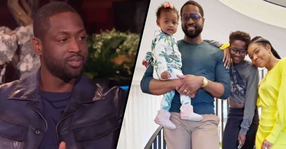 Dwyane Wade 'Struggled' Going Public With Daughter's Gender Identity