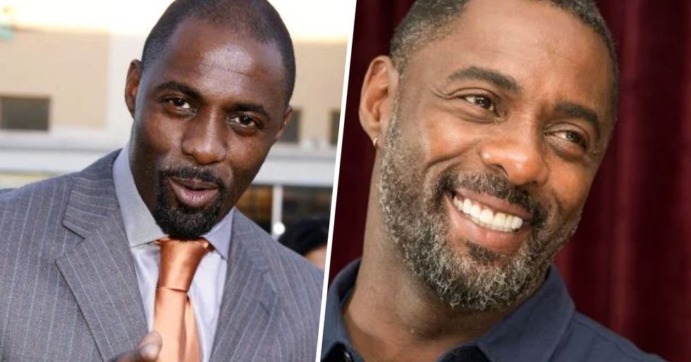 Photos of Idris Elba From the Past Two Decades Prove He's Always Been Hot