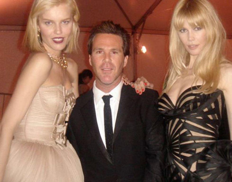 Scott Lipps Supplies Fashion Week Beauties