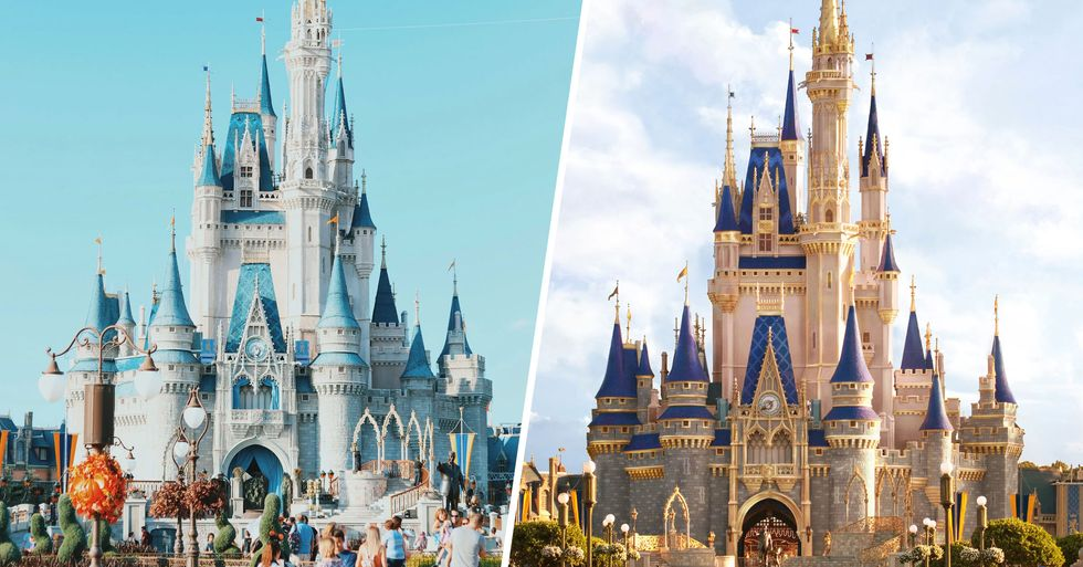 Cinderella's Castle at Disney World Is Getting a Stunning Makeover