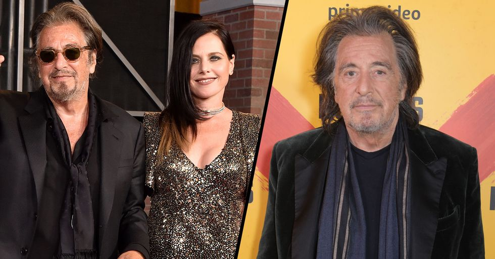 Al Pacino's Girlfriend Ends Relationship Due to 39-Year Age Gap