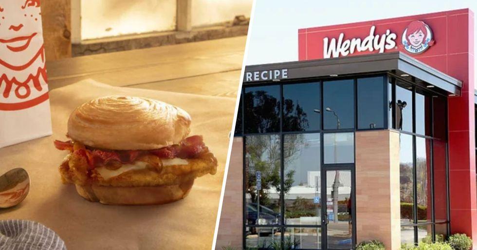 Wendy's Is Finally Rolling out Breakfast Nationwide Including Breakfast Baconators