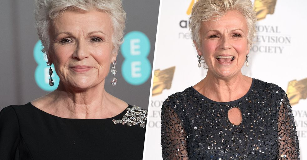 Julie Walters Announces She's Been Given the All Clear From Stage Three Bowel Cancer