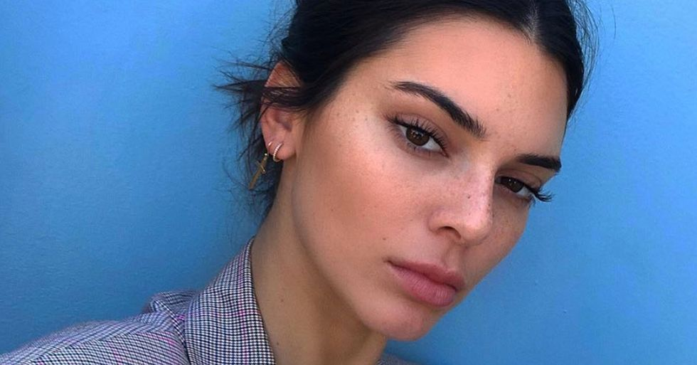Kendall Jenner Wears 'Most Revealing' See-Through Dress Ever