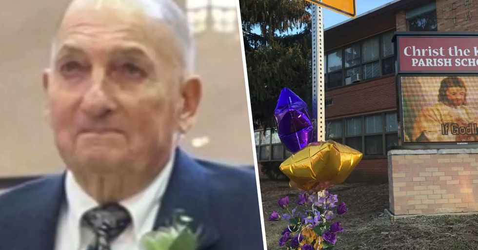 Hero School Crossing Guard, 88, Killed Pushing Two Children out of Speeding Car's Path