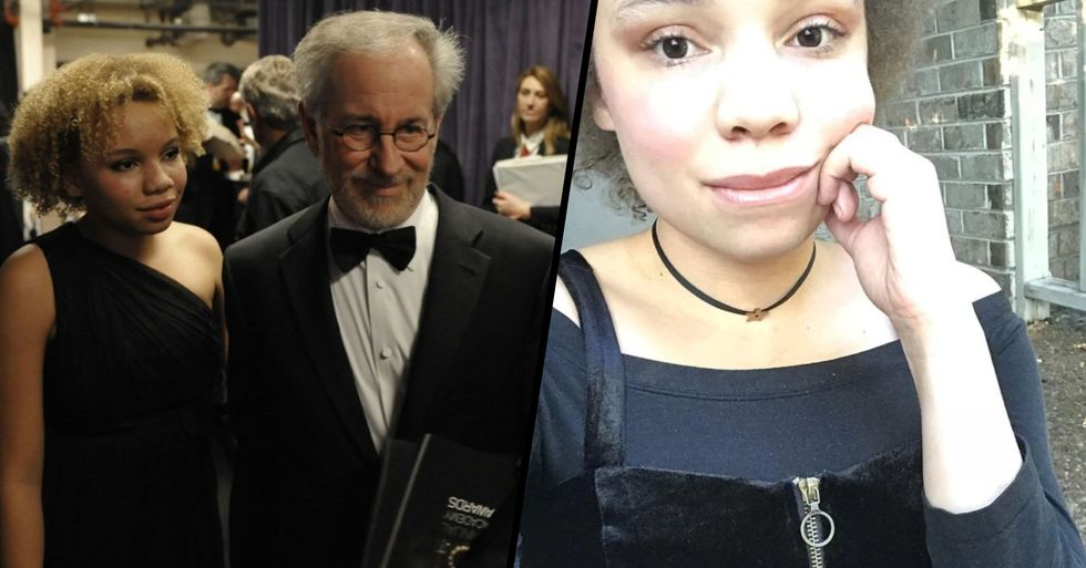 Steven Spielberg's Daughter Explains Why She's Embarking on Adult Entertainment Career