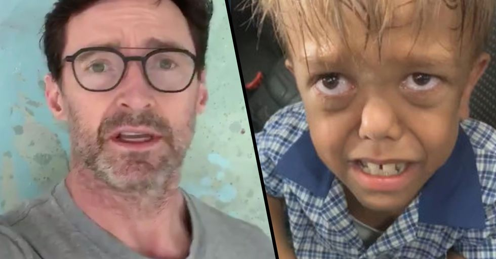 Hugh Jackman Has a Message for Bullied Boy Who Says He Wants to Die