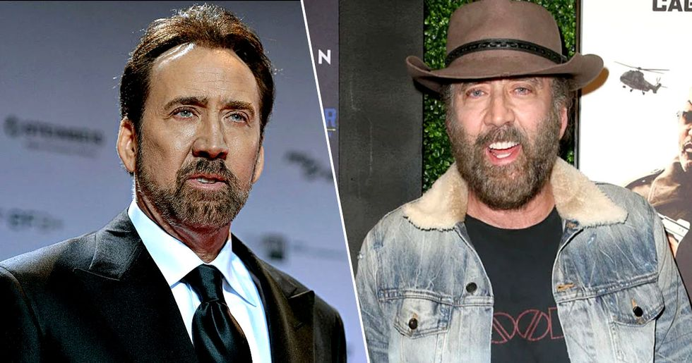Nicolas Cage Will Reenact Old Scenes in New Movie in Which He Plays Himself