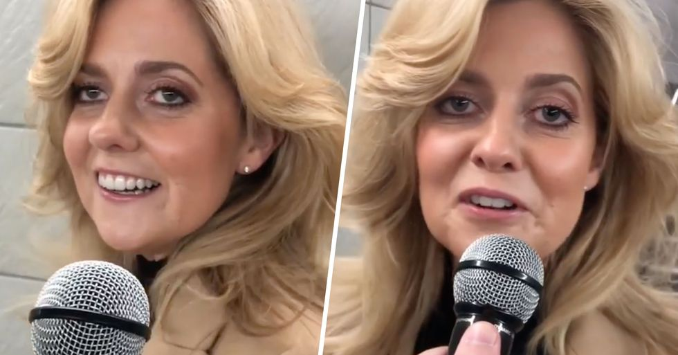 A Woman Has Gone Viral After a Man Stopped Her in the Subway to Finish the Lyrics to Lady Gaga's 'Shallow'