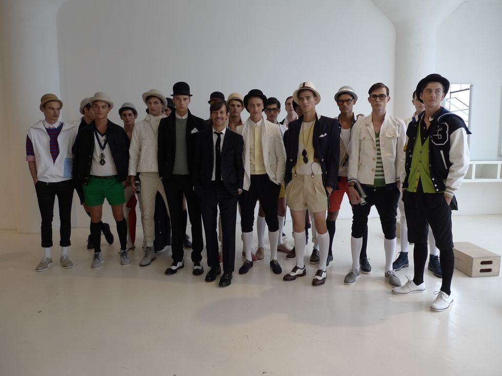 Antonio Azzuolo's S/S 2011 a.a. Collection Is His Strongest Yet