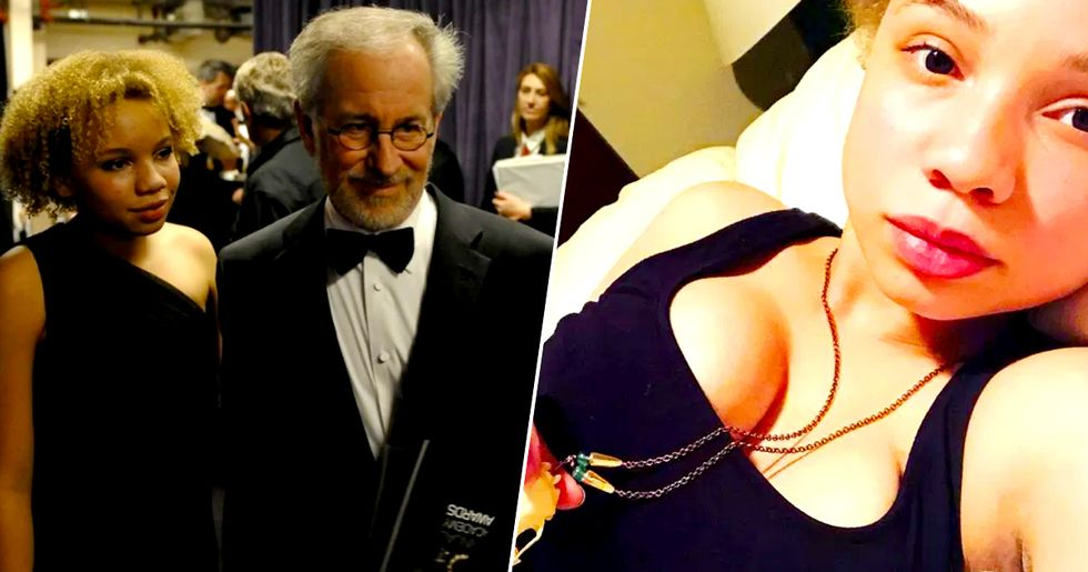 Steven Spielberg 'Speaks out' About Adult Entertainment Star Daughter