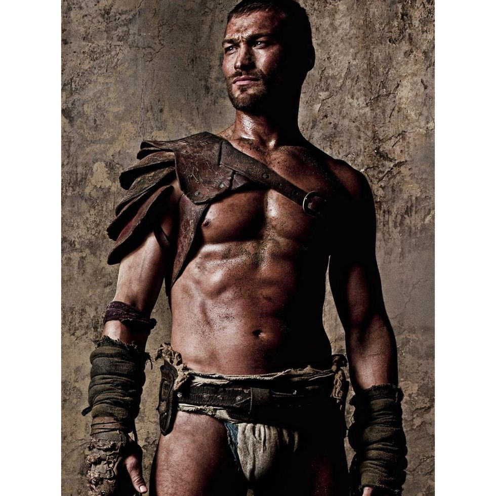 Spartacus Blood And Sand On Blu-ray And DVD